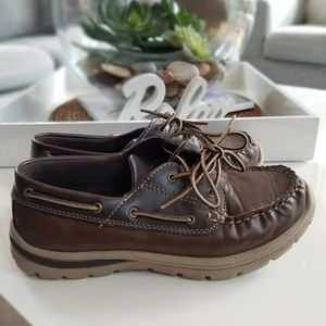 Other - Boys moccasin shoes size 5.5